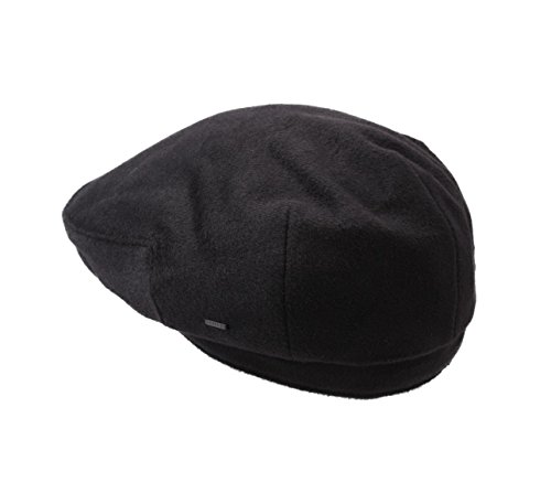 Bailey of Hollywood - Béret - casquette plate Rand Noir
