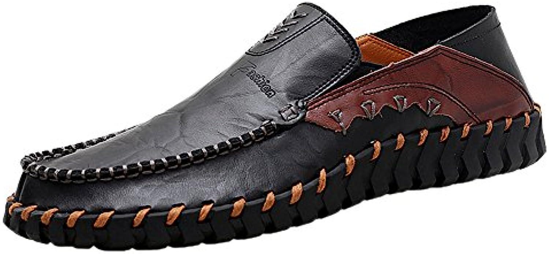 JOJONUNU Herren Ohne Verschluss Flach Schuhe