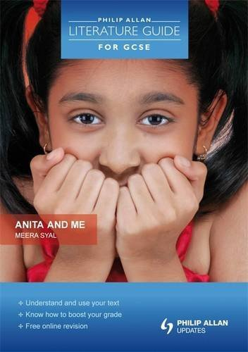 Philip Allan Literature Guide (for GCSE): Anita and Me by Susan Elkin (2010-08-27)