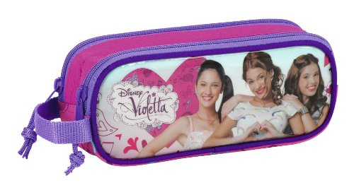 Violetta – Portatodo Doble, 21 x 8 x 6 cm (Safta 811347513)