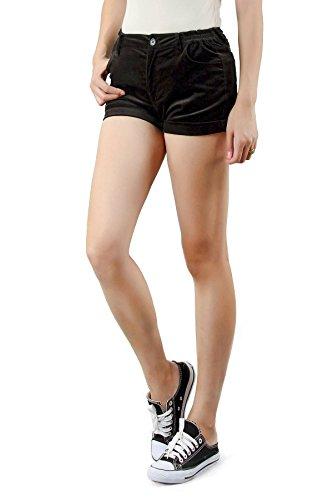 Larandi - Short - Femme Noir - Noir