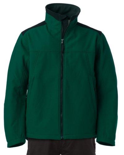 Russell Athletic - Sweat à capuche - Femme L/XL Vert - Vert bouteille