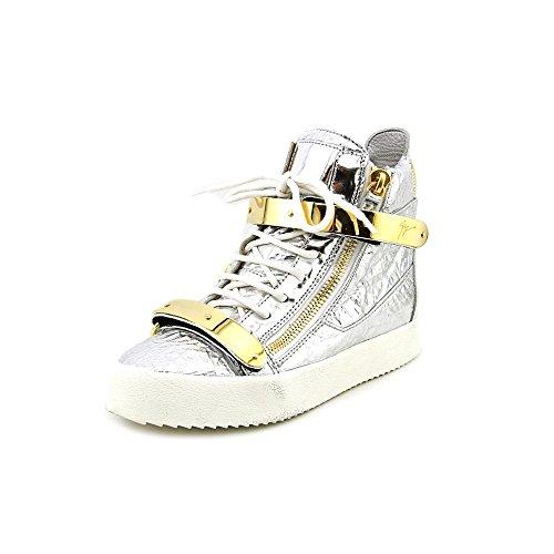 giuseppe-zanotti-may-lond-tr-donna-mujer-us-8-plata-zapatillas