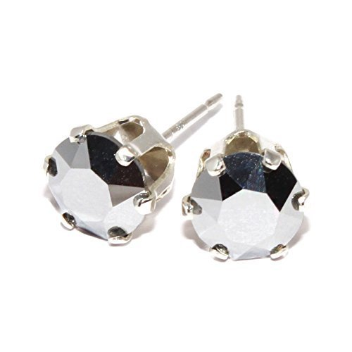 925-sterling-silver-round-stud-earrings-with-swarovski-xirius-crystal-light-chrome-6mm