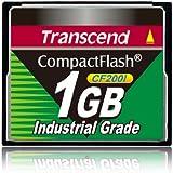 Transcend Industrial Grade CF200I 1GB Compact Flash Speicherkarte
