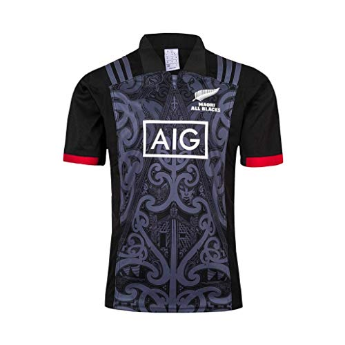 Team New Zealand, Camisas Hombre Maori All Blacks