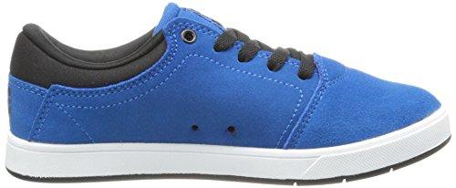DC Shoes  Crisis B, Sneakers Basses garçon Bleu - Azul