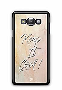 YuBingo Keep It Cool Designer Mobile Case Back Cover for Samsung Galaxy A7 2016