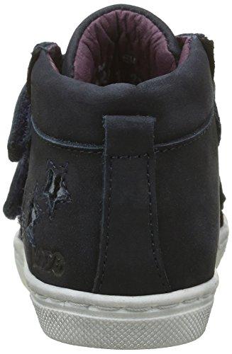 Mod8 Tara, Chaussures Premiers Pas Bébé Fille Bleu (Marine)