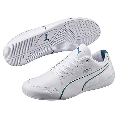 e409617d81c0 PUMA Mercedes AMG Petronas Motorsport Drift Cat 7 Sneaker Puma White-Puma  White 7.5