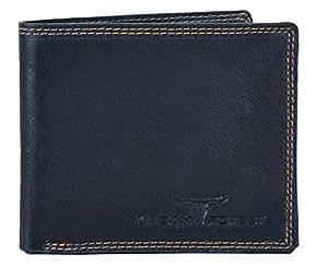 Urban Forest Newport Blue Men's Leather Wallet