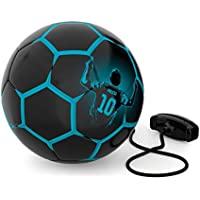 Messi Pro Training Ball - Black and Blue