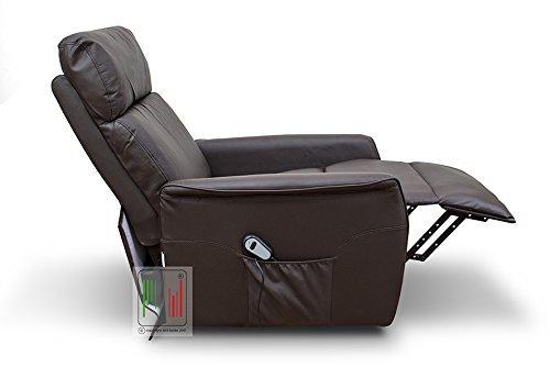 Stil sedie poltrona recliner reclinabile alzapersona automatica con