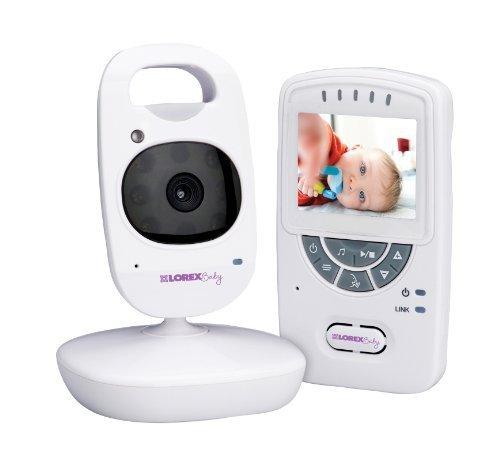 Tools & Outdoor Gear Lorex Bb2411 2,4 Sweet Peek Video Baby Monitor Mit Ir Nachtsicht Und Zoom, Weiß Stil: Moniter Mit Einer Kamera, Modell: Bb2411 (Werkzeuge & Outdoor Getriebe Lieferungen) (Küche Gear)