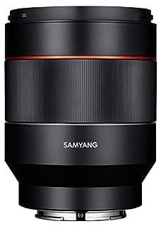 Samyang 50/1,4 Objektiv DSLR Autofokus Sony E Vollformat Fotoobjektiv Lichstärke F1.4, Porträtobjektiv NiftyFifty Objektiv schwarz (B01I7FI556) | Amazon Products
