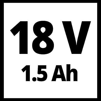 Einhell TC-CD 18/35 Li (1×1,5 Ah) Taladro-Destornillador Inalámbrico