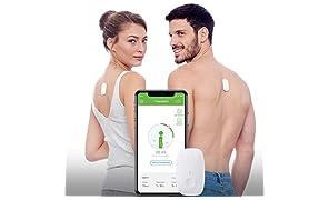 Upright Dispositivo corrector de postura corporal, para la espalda