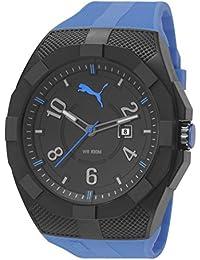 Puma Herren-Armbanduhr XL Iconic Analog Quarz Resin PU103501004