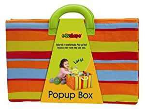 Edushape Large Pop-Up Storage Box