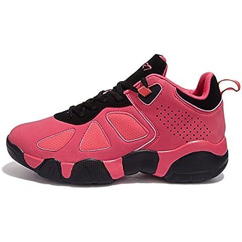Moda atletico basket scarpe/Usura traspirante high - top sneakers/Studentesse scarpe