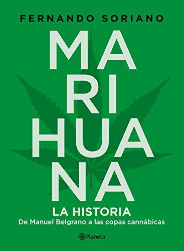 Portada del libro Marihuana