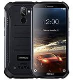 DOOGEE S40 - Télephone Portable incassable debloqué 4G Android 9,0 - 5,5 '' (Gorilla Glass 4) IP68 / IP69K extérieur étanche...