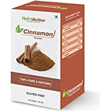 NutroActive Cinnamon Powder (Dalchini Powder) 100 gm