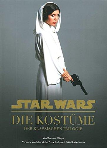 Figur Kostüm Buch Klassische - Star Wars: Die Kostüme der klassischen Trilogie