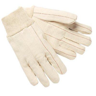 Double paume et Hot Moulin à gants - 100% coton Double Palm Nap-in [Lot de 12]