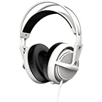 SteelSeries Siberia 200 Gaming Headset (Ausziehbares Mikrofon) weiß
