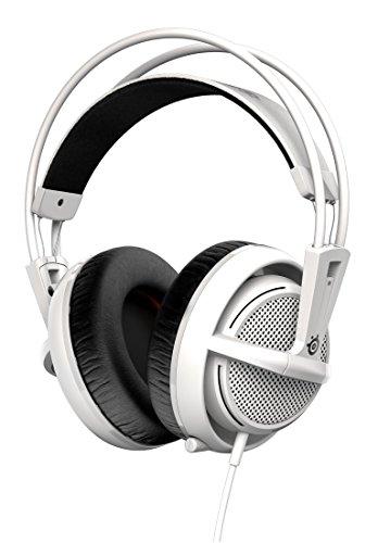 SteelSeries Siberia 200 Gaming Headset (White)