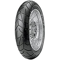 Pirelli Scorpion Trail Rear Tire - 170/ 60R-17, Position: Rear, Rim Size: 17, Tire Application: All-Terrain, Tire Size: 170/60-17, Tire Type: Dual Sport, Load Rating: 72, Speed Rating: W 2439500