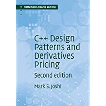 C++ Design Patterns and Derivatives Pricing: 2
