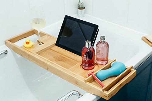 Vassoio Vasca Da Bagno : Come realizzare un vassoio per la vasca da bagno con assi di