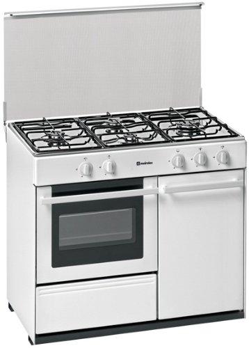 Meireles G 2940 V Independiente Encimera de gas Blanco - Cocina (Cocina...