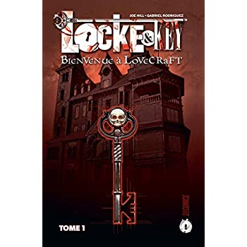 Locke & Key, T1 : Bienvenue à Lovecraft