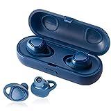Dewanxin Cuffie Bluetooth, Cuffie Sport in-Ear Earbud Cuffie Senza Fili per Samsung Gear iConX SM-R150 (Blu)