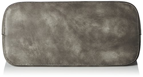 Ara Bags Damen Cremona Henkeltasche, 16x29x36 Cm Grau (grigio)