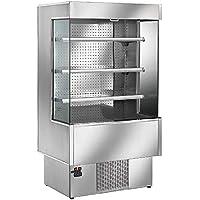 Vitrina refrigerada de pared Self Service – 4 niveles – Virtus 1000 mm