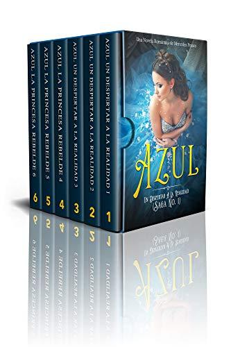 Azul: La Colección Completa de Libros de Novelas Románticas en ...