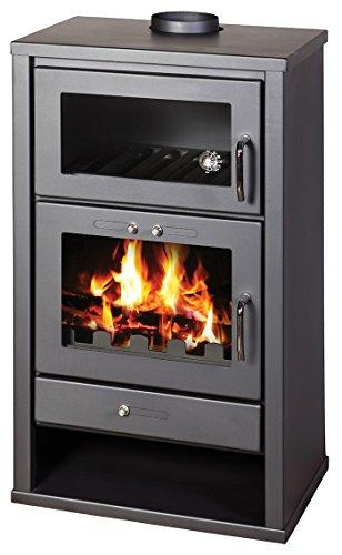caldera de lea estufas con horno victoria modelo segunda mano se entrega en toda