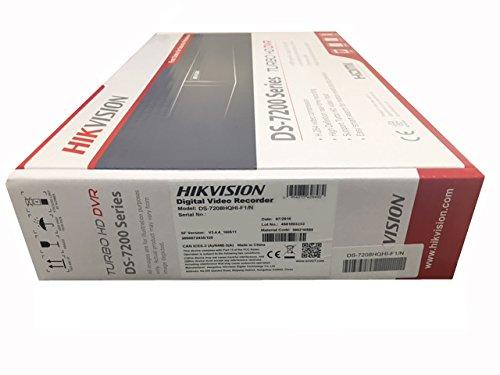 Hikvision-DS-7208HQHI-F1N-Grabadora-de-vdeo-digital-hbrida-7201080p-HD-TVI-8-canales-color-negro