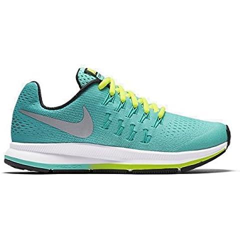 AIR ZOOM PEGASUS 33 Nike Ragazza Mod. 834317-300 Mis. 36 Eur/ 4Y Us/ 3.5 Uk
