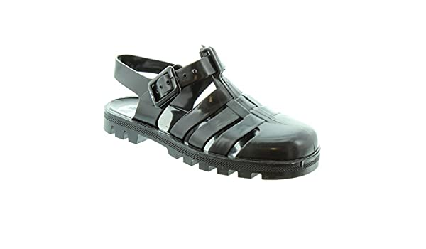 1dd960caa41c Nino JuJu Jelly Sandals in Black