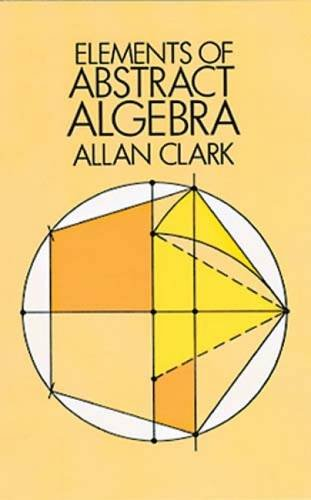 Elements of Abstract Algebra (Dover Books on Mathematics)