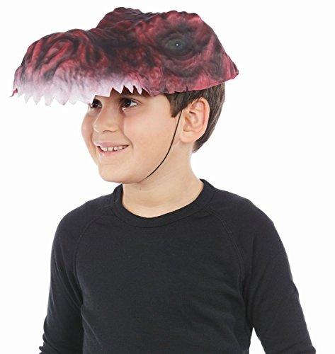 (Mottoland Kinder Maske T-Rex Dino Dinosaurirer Karneval Fasching Halloween)