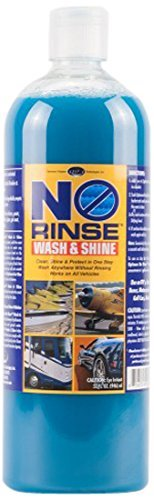 Optimum (NR2010Q) No Rinse Wash & Shine