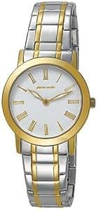 Pierre Cardin Damen-Armbanduhr XS  Analog Quarz Edelstahl beschichtet PC104792F04