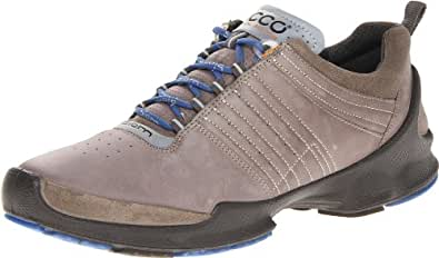 Ecco Biom Train Warm Grey/Warm Grey Sue/Starb 801514, Herren Sport- & Outdoor Sandalen, Grau (WARM GREY/WARM GREY), EU 46