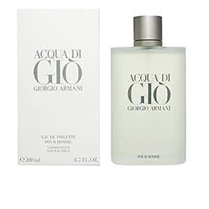 Acqua Di Gio Pour Homme Eau de Toilette Spray By Giorgio Armani  200 ml